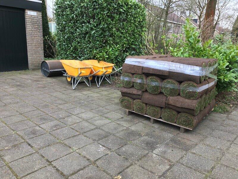 Project Berkel Enschot Tip Top Graszoden