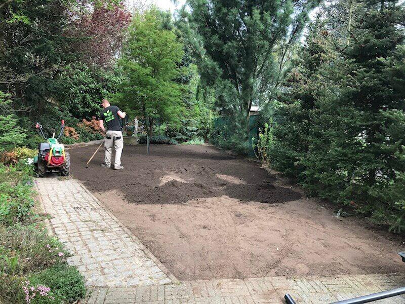 Project Houten Tip Top Graszoden