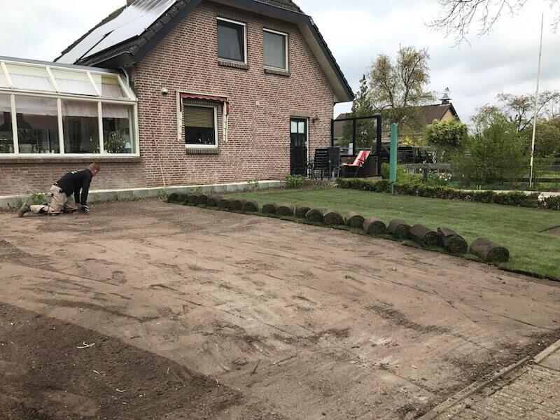 Project Utrecht Tip Top Graszoden
