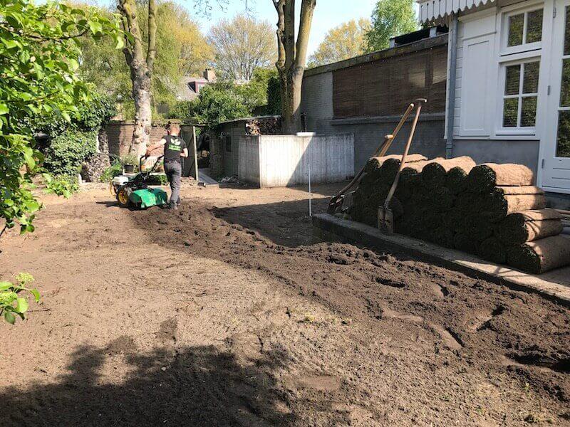 Project Rosmalen Tip Top Graszoden