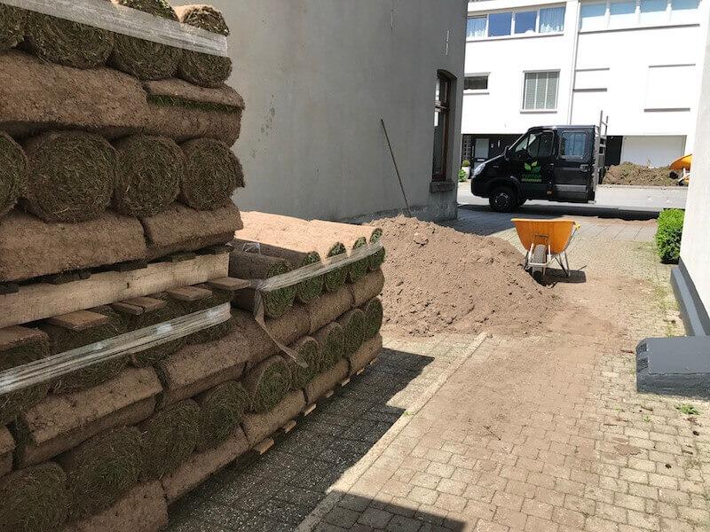 Project Maastricht Tip Top Graszoden