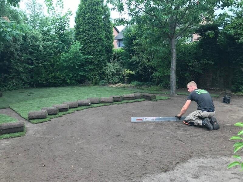 Project Tilburg Tip Top Graszoden